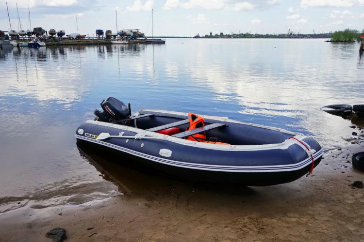 лодка солар производство