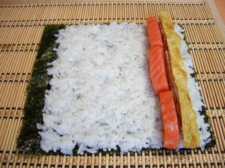 Приготовления риса для роллов в домашних условиях