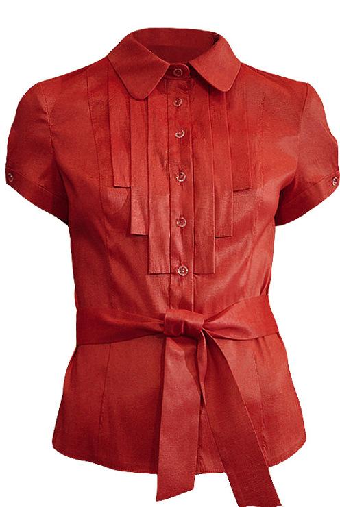 Красная Блузка В Челябинске
