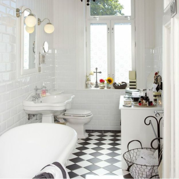 Top 20 Bathroom Tile Trends of 2017  HGTVs Decorating
