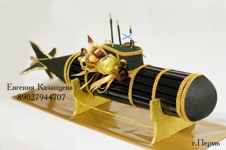 лодка своими руками подарки