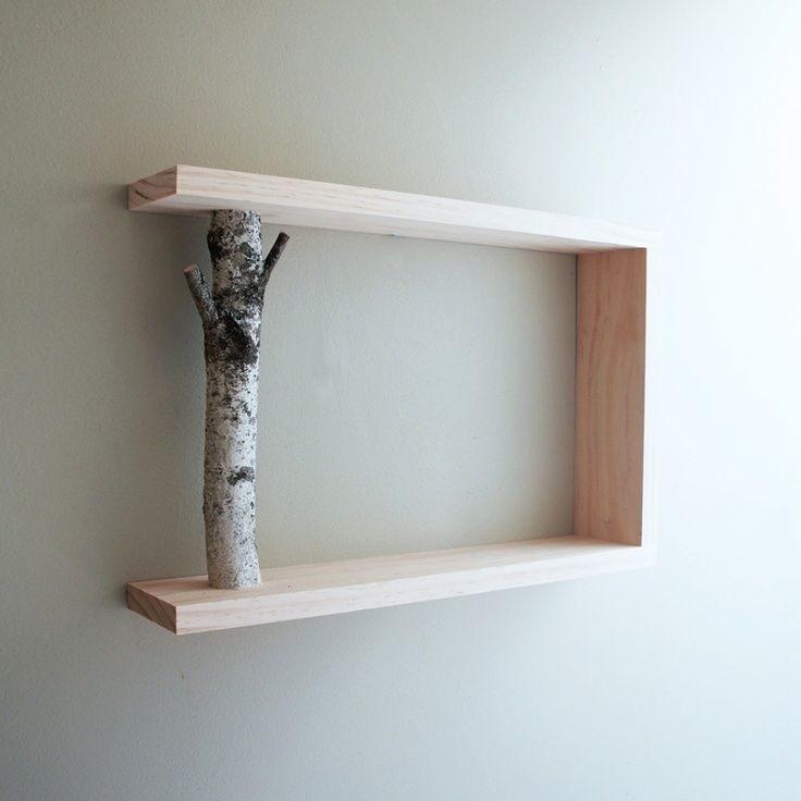 Полки из дерева своими руками варианты фото из дерева