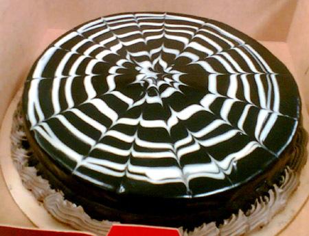 Как украсить торт глазурью фото