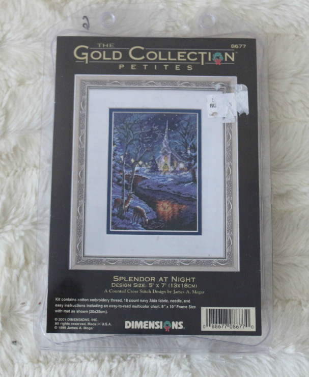 The gold collection вышивка инструкция на русском