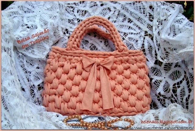 Пряжа лента вязание
