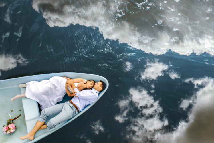 Река во сне - символизирует течение вашей жизни.