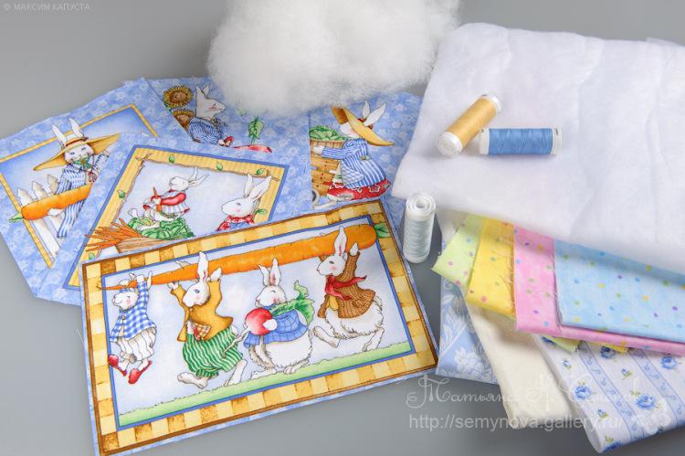 Как сшить детские подушечки