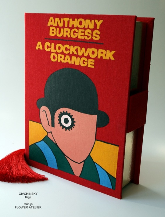 book analysis a clockwork orange The paperback of the a clockwork orange: i have ever read a book like a clockwork orange a strange and tortured clockwork toy to be wound up again by.