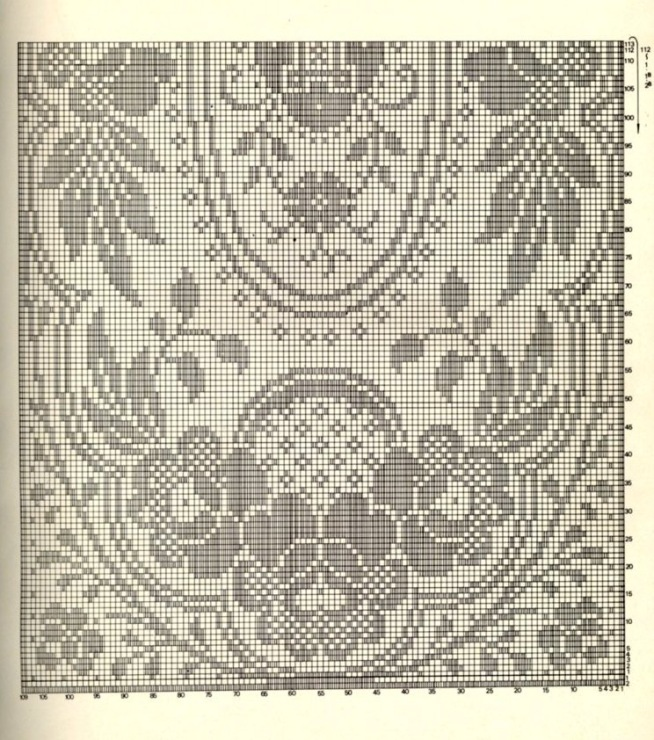 Дневники вязание филейное вязание 78