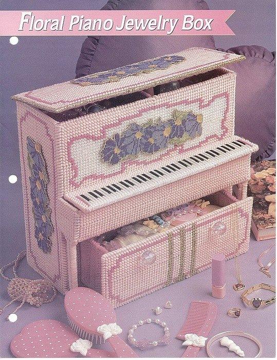 Как сделать для кукол пианино