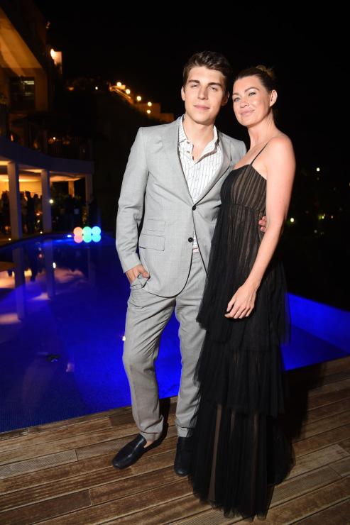 Grey's Anatomy: Ellen Pompeo premiata al Taormina Film