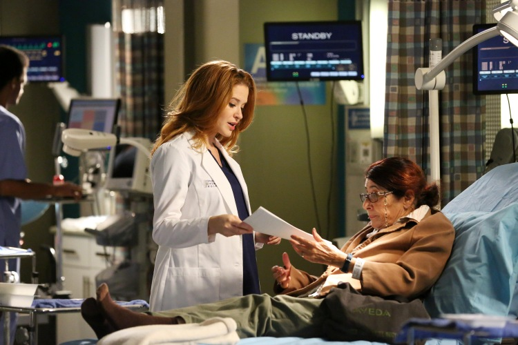 the positive portrayal of the hmong faith in a greys anatomy episode Faith and fame 'grey's anatomy's grey's anatomy actress sarah drew is not based on how many awards i win or positive reviews.