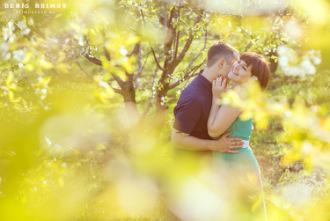 Фотограф Love Story Денис Акимов - Краснодар
