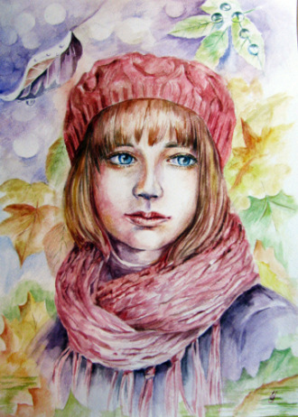 Художник Елена Сизова - Санкт-Петербург