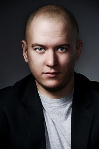 Ретушер Олег Калинин -